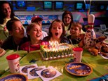 Children's Birthday Party at ABC East Lanes