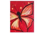 Abstract Monarch - Paint & Sip - May 17