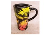 TGIF Paint Night - Feathered Travel Mug - Friday June 29th
