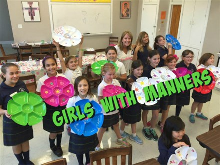 Girls With Manners (K-5th)- LITHIA- November 9