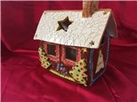 Gingerbread houses at KILN CREATIONS