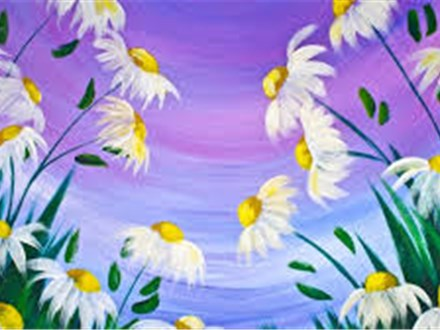 Private Canvas Paint Night @ Margie's