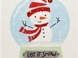 Sofia's Let It Snow Party