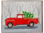 Paint n' Sip: Vintage Truck