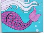 Kids Workshop - Mermaid Tail - 02.21.21