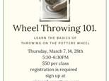 Wheel 101 March