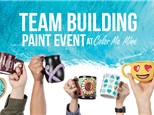 Team-Building Painting Event