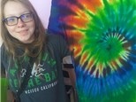 Homeschool Art Social - Tie Dye (Ages 12+) Wednesday