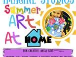 Summer Art: TAKE HOME/VIRTUAL