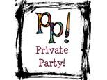 Bachelorette Splatter Party