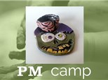 Zombie Chip & Dip (Clay at Your Own Risk) August 22nd, Afternoon Camp 2017