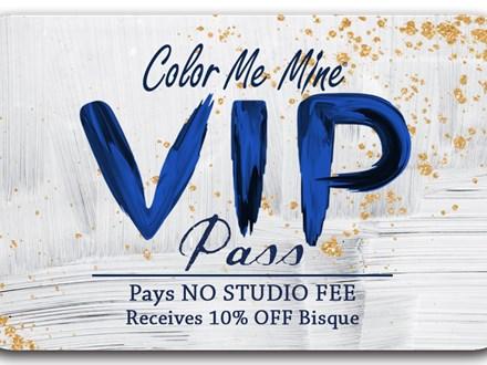 Geneva Color Me Mine VIP Pass 2019