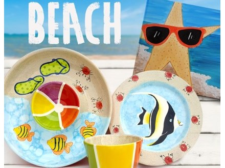 Summer Workshop - Take Me to the Beach - 6/25-27
