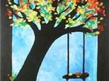"Paint & Sip ""Fall Swing"""