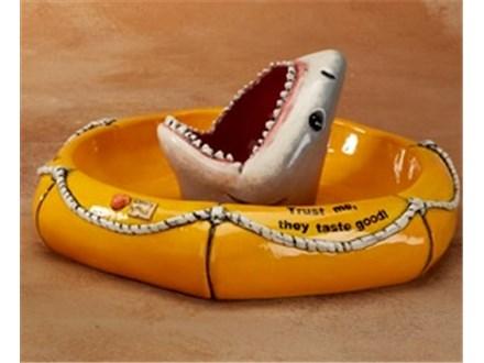 Couples Corner -- Shark Week