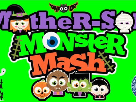 Mother Son Monster Mash