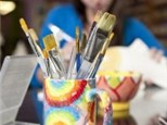 Grown Up Parties & Group Reservations at POTTERY BY YOU!            (Reservation Fee)