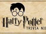 Harry Pottery Trivia Paint Event