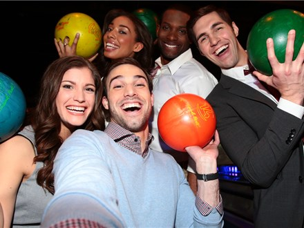 Fri/Sat Night Open Bowling 5PM-9PM