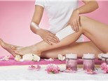 Waxing: Nails BK Spa