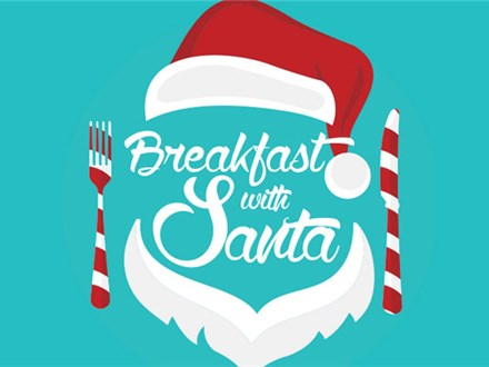 8th Annual Breakfast With Santa at Ceramics For You in Gurnee SUNDAY SEATING