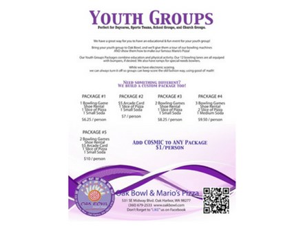 Youth Group- Package #5