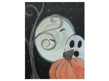 Halloween Haunts - Paint & Sip - Oct 13