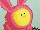 Kid's Canvas - Hoppy Easter - 04.12.17 - Morning Session