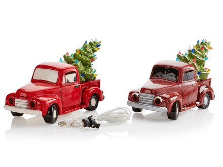 Vintage Christmas Truck Party