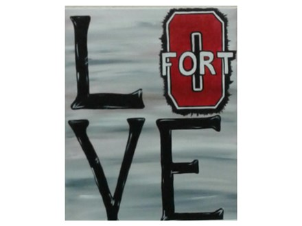 Private Party - LOVE Fort Paint & Sip - Nov 17