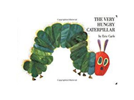 Story Time - The Very Hungry Caterpillar - Morning Session - 04.30.18