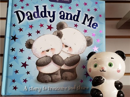 Daddy and Me Story Time