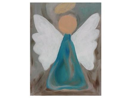 Rustic Angel - Paint & Sip - Oct 7