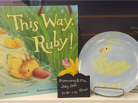 Mommy and Me: This Way Ruby