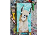 Alpaca Paint Class - Perry