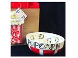 Pottery To Go Popcorn Bowl