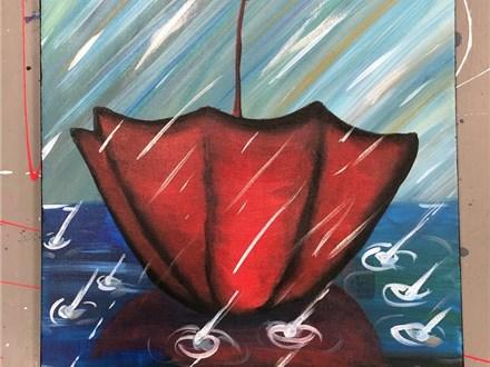 Umbrella Canvas