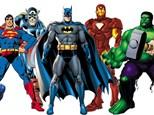 Super Heroes Unite- March 29
