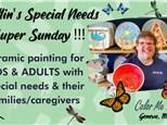 Caitlin's Special Needs Super Sunday !!!