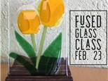 Fused Glass Class (Deposit)