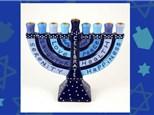 Family Hanukkah Painting Party - November 18th
