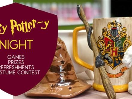 Harry Potter-y Night