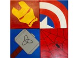 Avengers Assemble- Wednesday, July 21st- 12 to 4pm