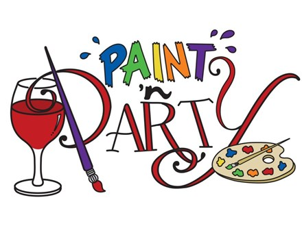08/22 Private Event Ladies' Night Out Paint & Sip 6pm