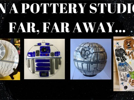 Family Event - In a Pottery Studio Far, Far Away