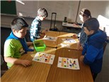 """Students play """"Where's My Place?""""© to practice digit placement and place value!"""