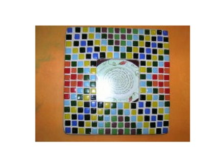Rt 9 Room Mosaic Frame Party