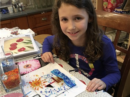 2018- Thursday Afternoon Art Enrichment Classes- Weekly from 3:30-5:00 pm
