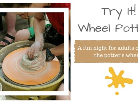 Try It! Wheel Pottery