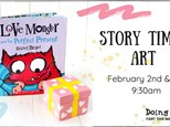Story Time - Love Monster